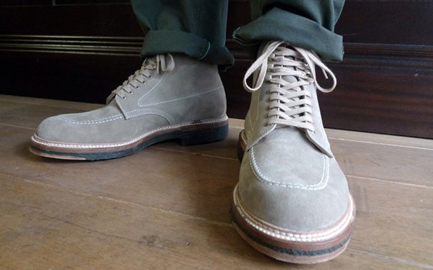 The bureau leather footwear for Bureau belfast