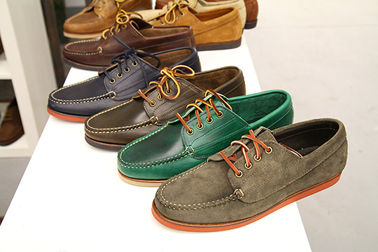 Eastland Shoes for Spring/Summer 2012