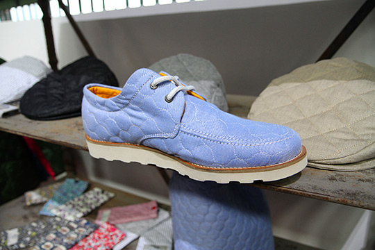Pointer for Lavenham Shoe for Spring/Summer 2012