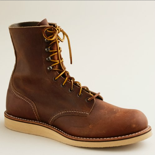 Red Wing for J. Crew 2904 Boots