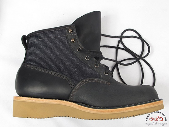 Viberg for Iron Heart Scout Boot