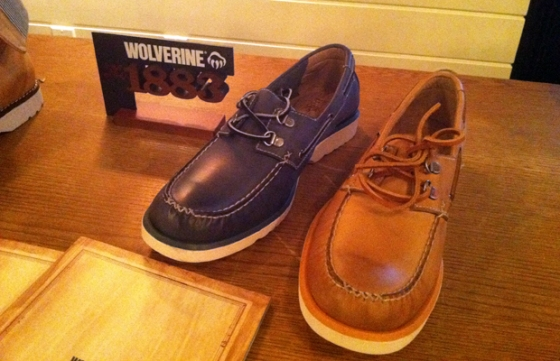 Wolverine 1000 Mile and No. 1883 Spring/Summer 2012 Collections