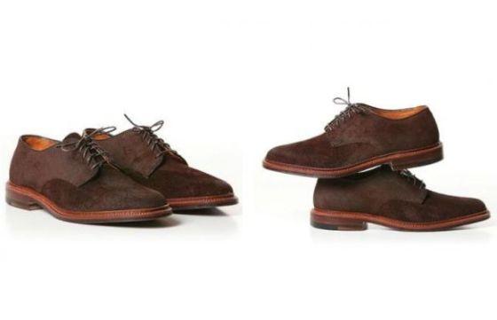 Blackbird x Alden Footwear