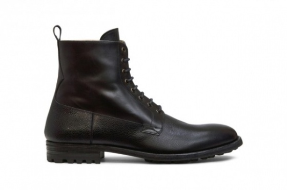 Alexander McQueen Two Tone Boots