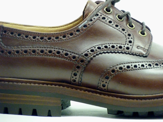 Alfred Sargent 'Harrold' Country Brogue