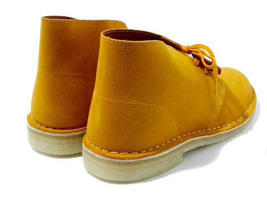 Clarks x Beams 35th Anniversary Desert Boot