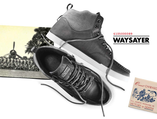 Etnies Plus Holiday 2011 Footwear Collection