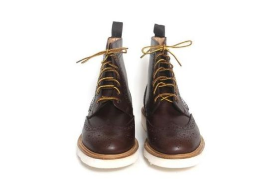 Mark McNairy x ACL & Co. Brogue Boots