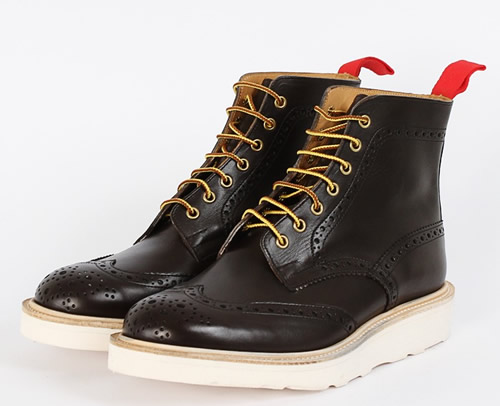 Nitty Gritty by Tricker's brogue boots