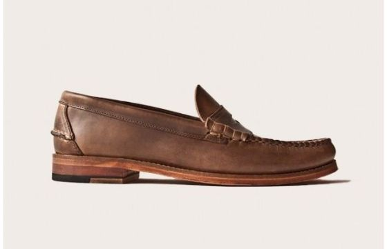 Oak Street Bootmakers Natural Chromexcel Collection