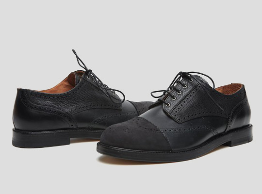 Opening Ceremony Multi Leather Oxford