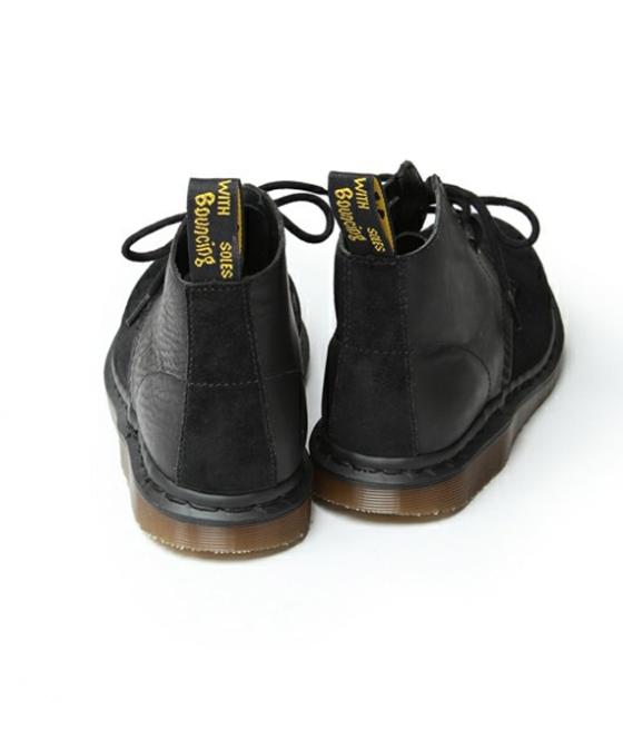 SHIPS JET BLUE x Dr. Martens Combi Chukka Boots