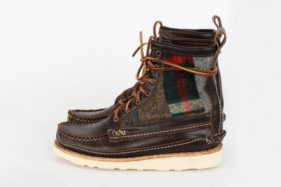 yuketen Quilt maine Guide boots