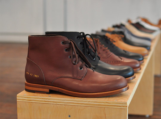 Common Projects Spring 2012 Preview