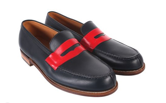 J.M. Weston for Andre Loafer Shoes