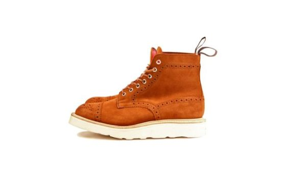 Junya Watanabe And Tricker's Team Up Again For The Super Boot