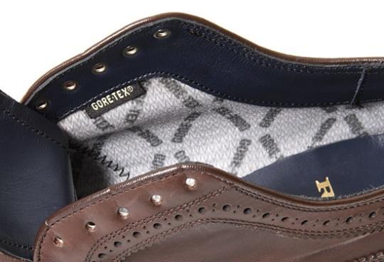 nonnative x Regal Officer Shoes