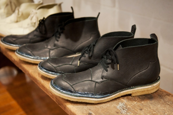 TAKAHIROMIYASHITA TheSololst. 2011 Fall/Winter Footwear Collection