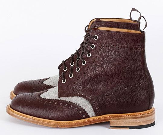 Woolrich Woolen Mills Para Boots