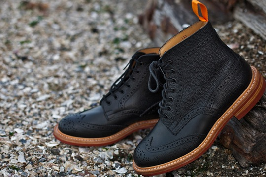 Brooklyn Circus x Tricker's Brogue Boots