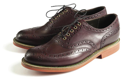 Grenson for Barbour Shoes