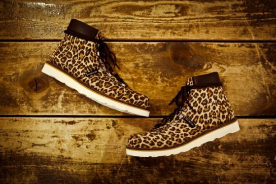 "Stockton 2011 Fall Winter ""Leopard"" Hiker"