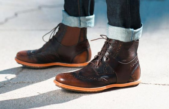 Tsubo Revamps The Wingtip Boot With Its New Winslow Style
