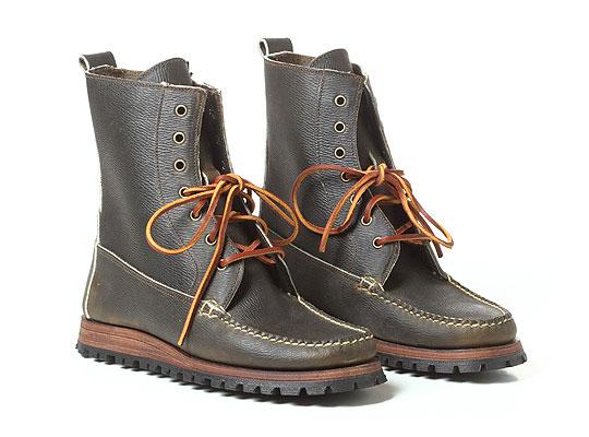 Eastland of Maine Wildwood U.S.A. Boots