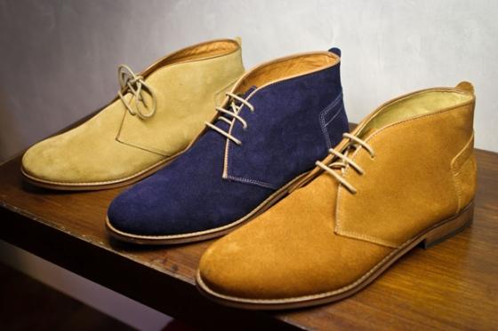 Hudson Shoes 2012