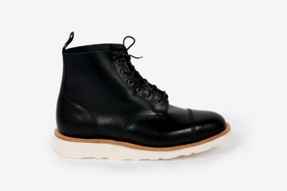 Mark McNairy Derby Work Shoe & Derby Boot