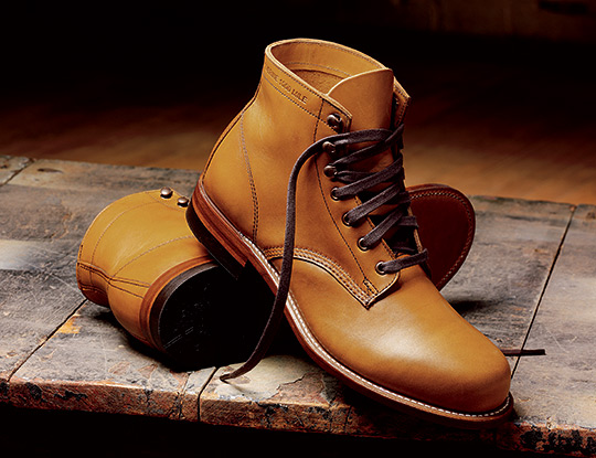 Wolverine 1000 Miles Boots for Autumn 2011