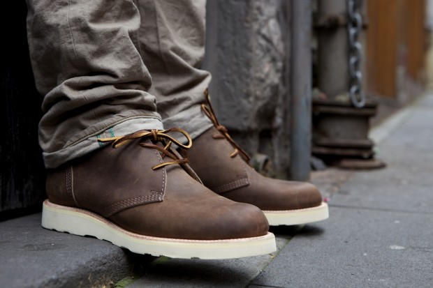 Yuketen 2011 Fall/Winter | Leather Footwear