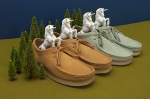 Clarks Originals x Oi Polloi Unicorn Leather Wallabee Pack-3