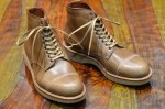 Alden, Self Edge for Leather Soul, Horween Natural Boots-1