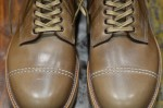 Alden, Self Edge for Leather Soul, Horween Natural Boots-3