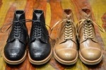 Alden, Self Edge for Leather Soul, Horween Natural Boots