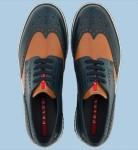Prada Wingtip Derby Sneakers-1