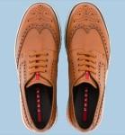 Prada Wingtip Derby Sneakers-5