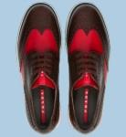 Prada Wingtip Derby Sneakers-9