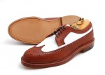 Alden for Leffot – Gatsby Longwing Blucher-1