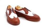 Alden for Leffot – Gatsby Longwing Blucher-2
