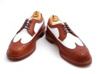 Alden for Leffot – Gatsby Longwing Blucher