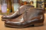 Saint Crispin's 524 Leather Chukka Boot-1