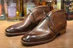 Saint Crispin's 524 Leather Chukka Boot-3