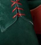 Seize sur Vingt Perforated Buck Shoes-1