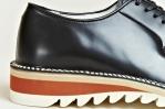 Hiroshi Tsubouchi Ripple Sole Derby Shoe-1