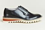 Hiroshi Tsubouchi Ripple Sole Derby Shoe-2