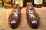 George Cleverly Saddle Shoe-2