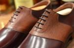 George Cleverly Saddle Shoe-3