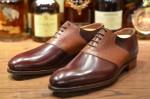 George Cleverly Saddle Shoe